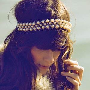 Berman royal hair accessory