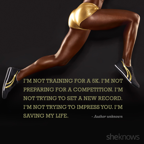 Motivational workout quotes 2