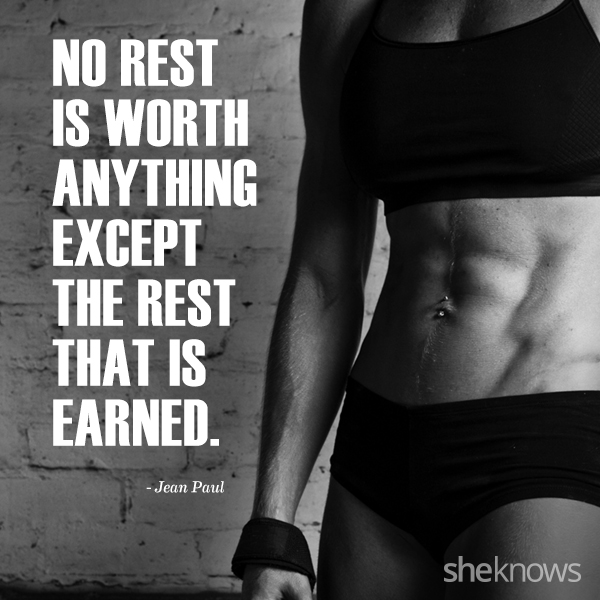Motivational workout quotes 4