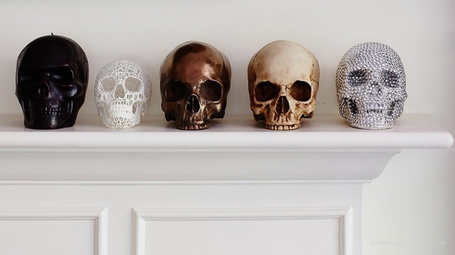 5 Stylish Ways To Decorate With Skulls Sheknows