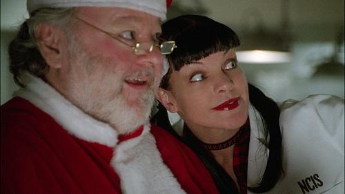 NCIS celebrates Christmas with Santa Claus on CBS