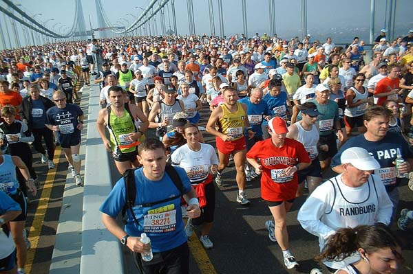 NYC marathon 2010 results