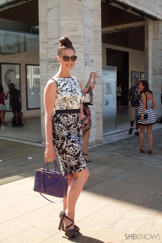 NYFW Bloggers: Cassandra Bankson