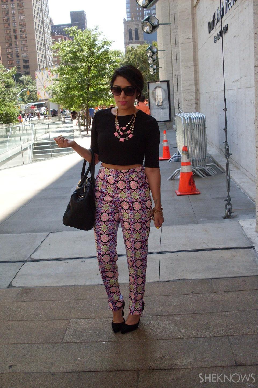NYFW Bloggers: Naty Michele