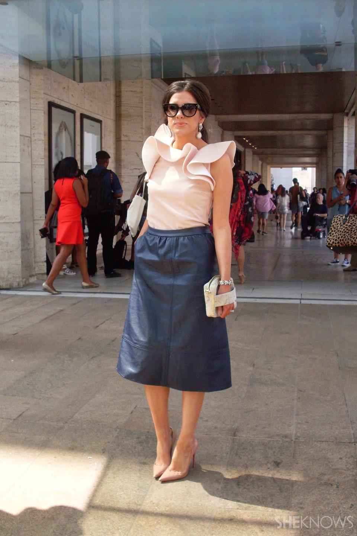 NYFW Bloggers: Emily Gemma