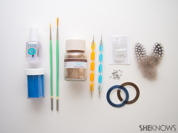 A Nail Art Tool Kit For Beginners Sheknows