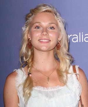 Nashville star Clare Bowen