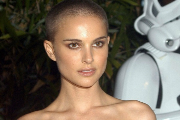 Celebrities who shaved their heads for a movie role