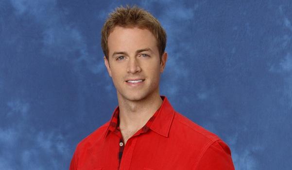 Bachelorette's Nate Bakke