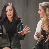 Megan & Liz spill the deets on their new album.