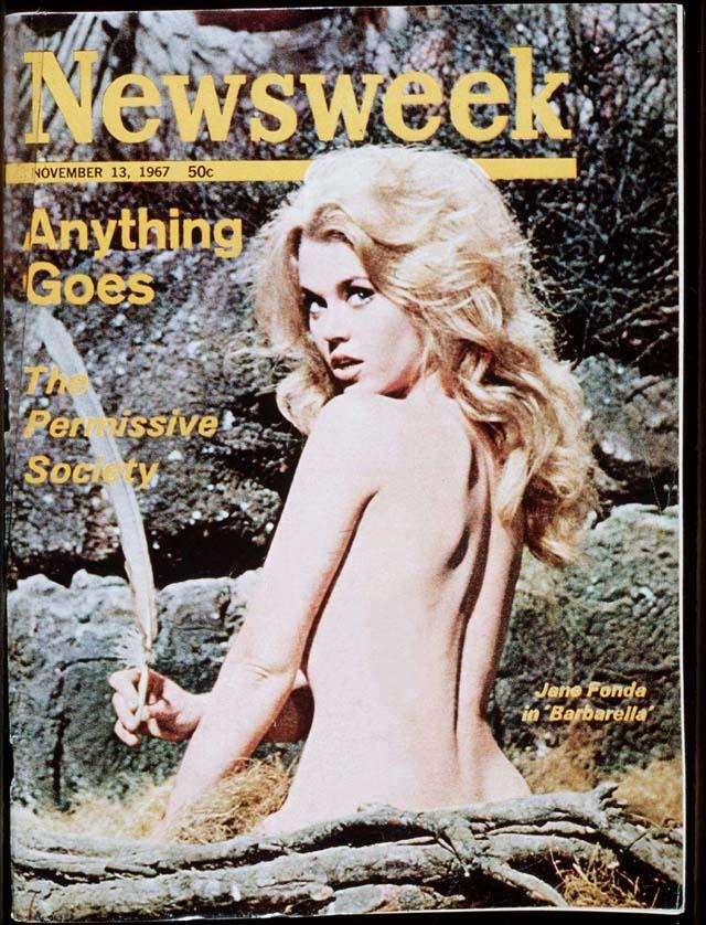 Jane Fonda Newsweek