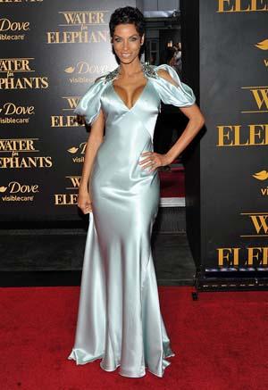 Nicole Murphy Water for Elephants premiere