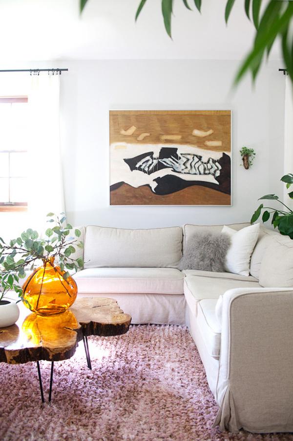 Ikea Hacks That Belong In Your Living Room: Custom slipcovers