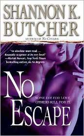 Shannon K. Butcher's No Escape