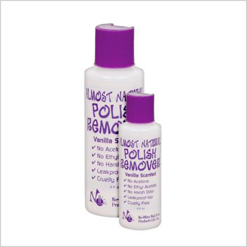No Miss Almost Natural Polish Remover