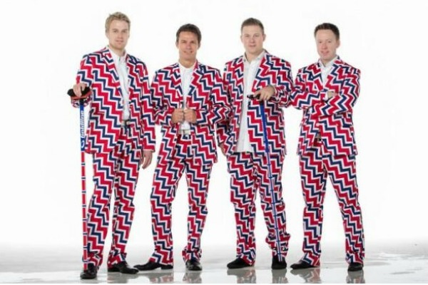 Norway's Sochi Winter Olympic Games uniforms