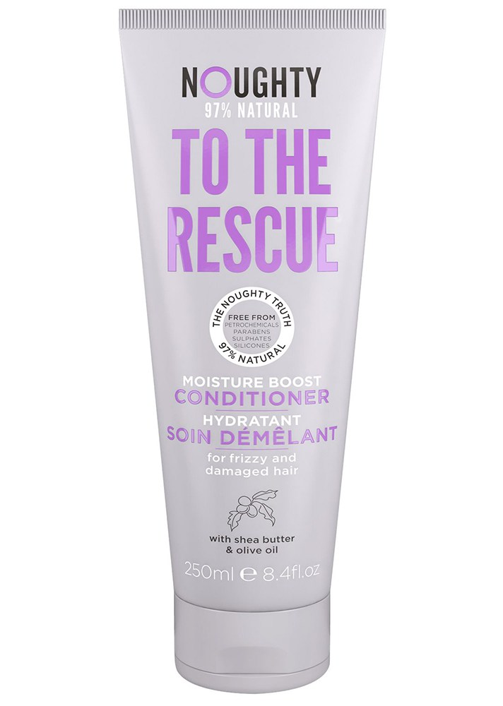 New Arrivals to Shop at Ulta: Noughty To the Rescue Moisture Boost Conditioner | Summer Makeup 2017