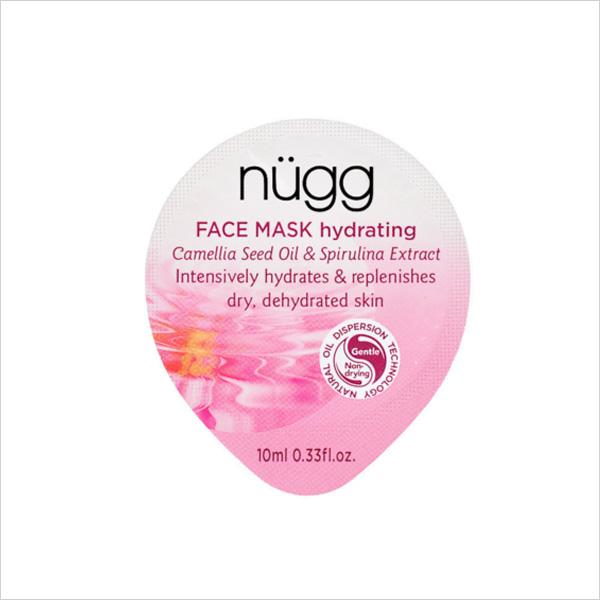 nügg Beauty Hydrating Face Mask 5-pack