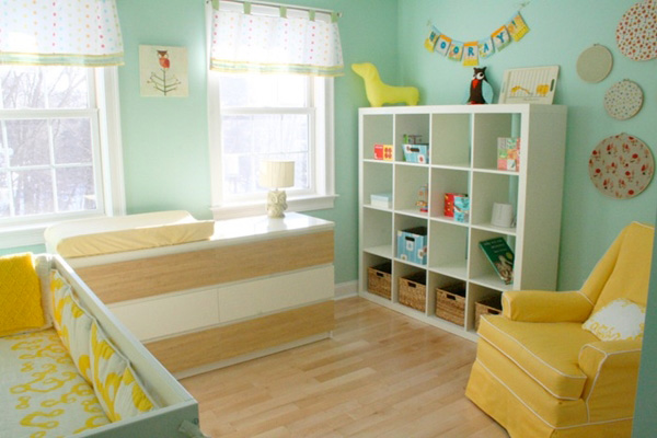 Nursery for Little P