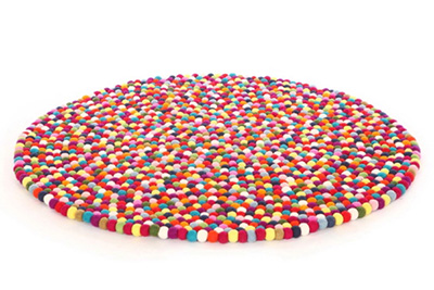 Candy Dot Rug 2