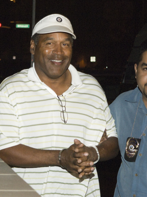 OJ Simpson has been found guilty on all robbery charges