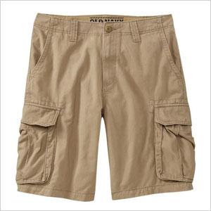 Old Navy Broken-in cargo shorts