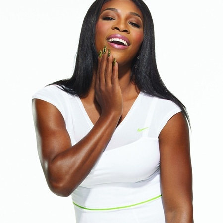 Serena Williams launches new nail polish collection