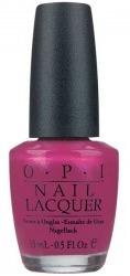opi flashbulb fucshia nail color