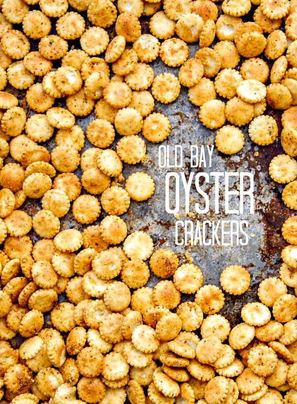 old bay crackers