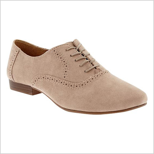 Old Navy Sueded Oxford Shoes