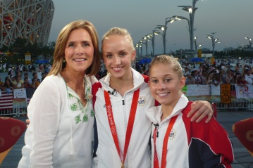 Watch for the ladies to go for more medals tonight