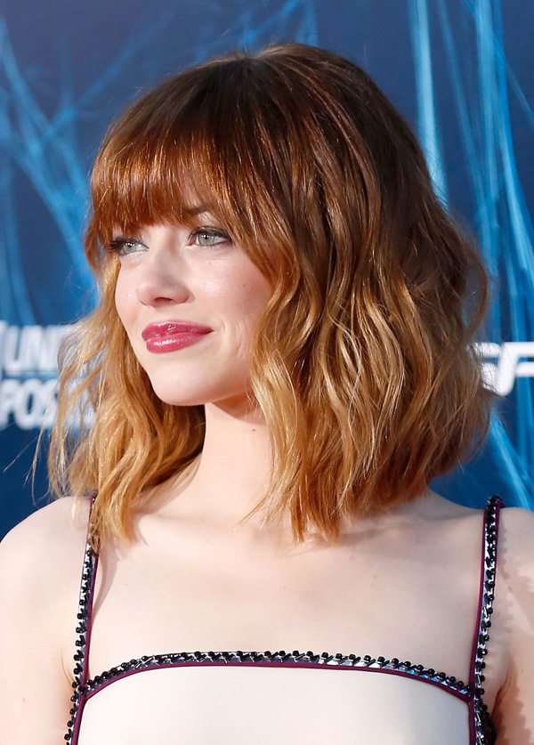 8 Emma Stone Haircuts Youll Want To Copy Sheknows