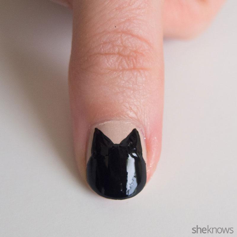 Onyx Feline Step 3: Get catty