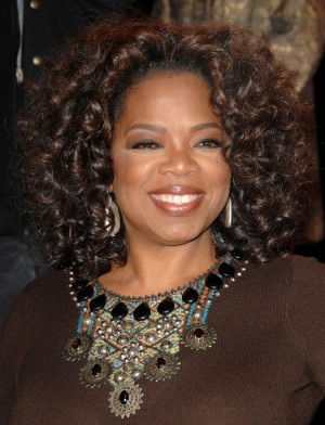 Hardly a surprise, Oprah rules Hollywood