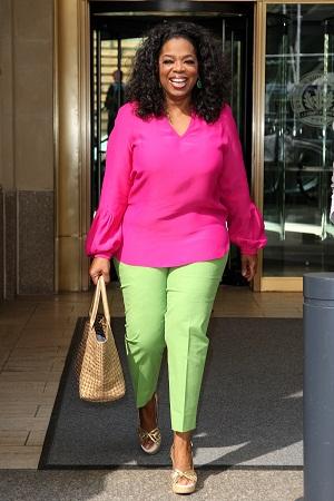 Oprah's new show