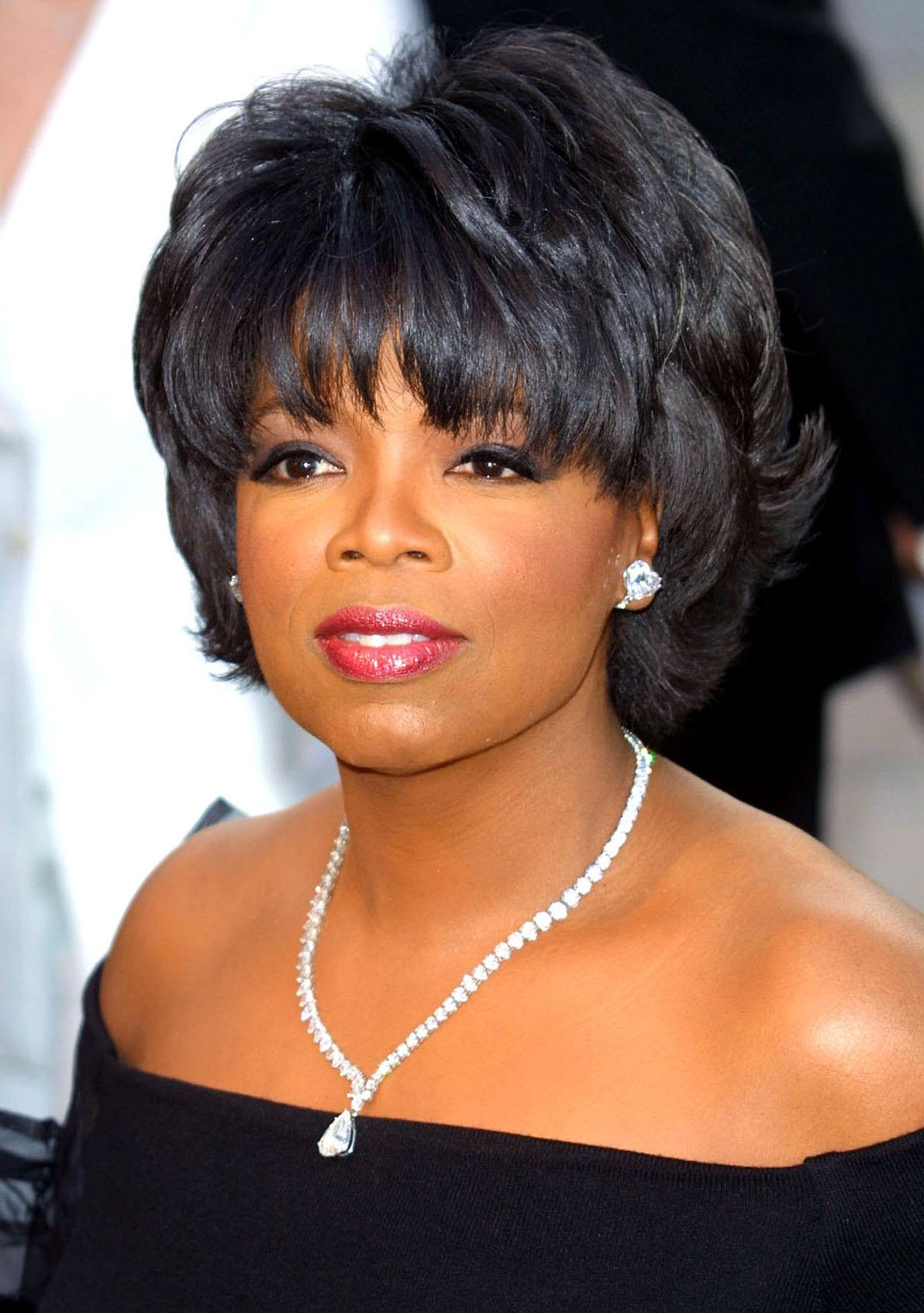 Oprah Winfrey 2002