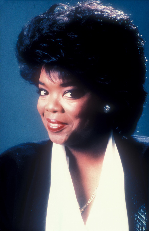 Oprah Winfrey in 1983