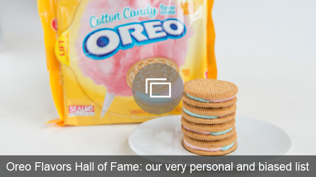 Oreo Flavors Hall of Fame: our very personal and biased list