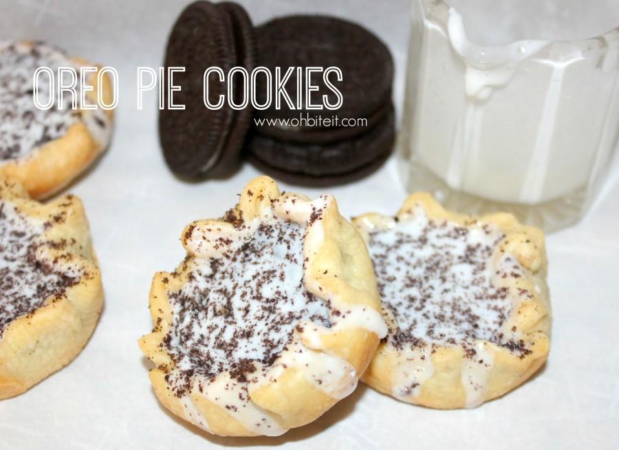 Oreo pie cookies