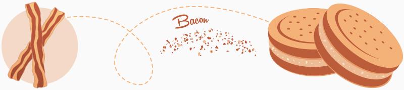 bacon oreos