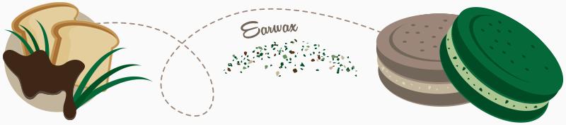 earwax oreos