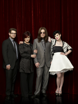 Fox affiliates don't like Ozzy and family