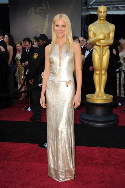 Gwyneth Paltrow Oscars 2011
