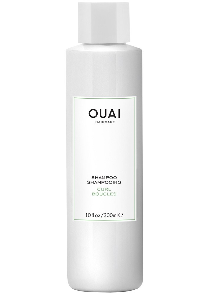 Best Shampoos That Actually Smooth Frizzy, Curly Hair: Ouai Curl Shampoo | Summer Hair Care 2017