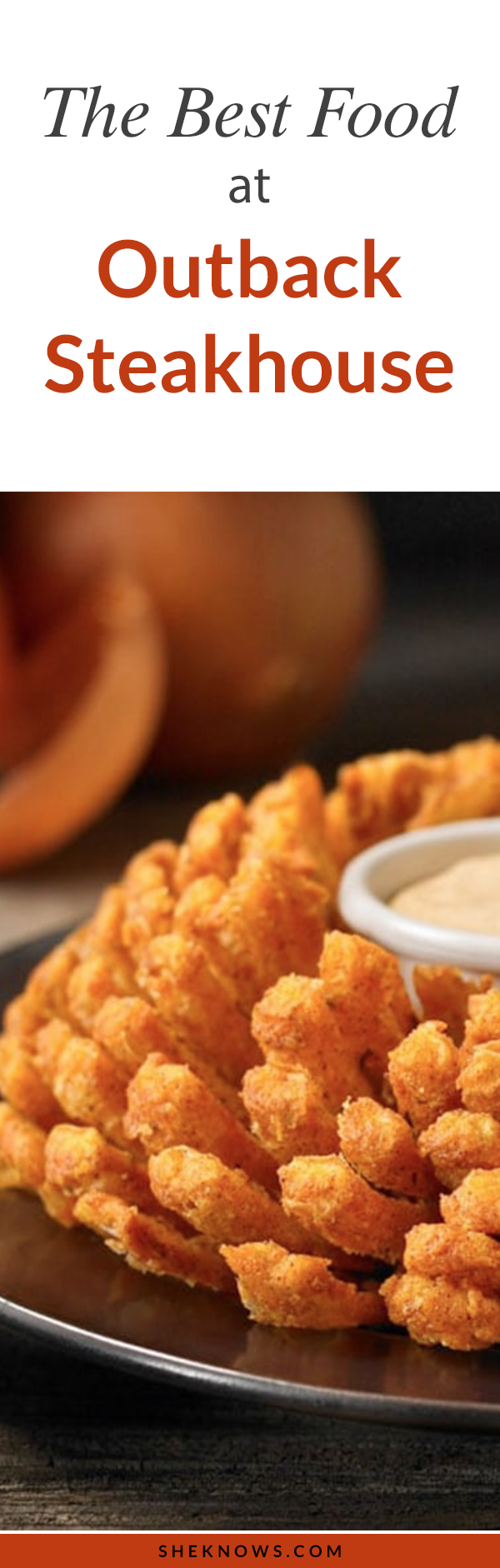 what to order at outback steakhouse