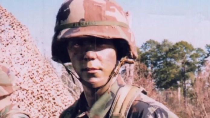 Was this soldier beaten to death