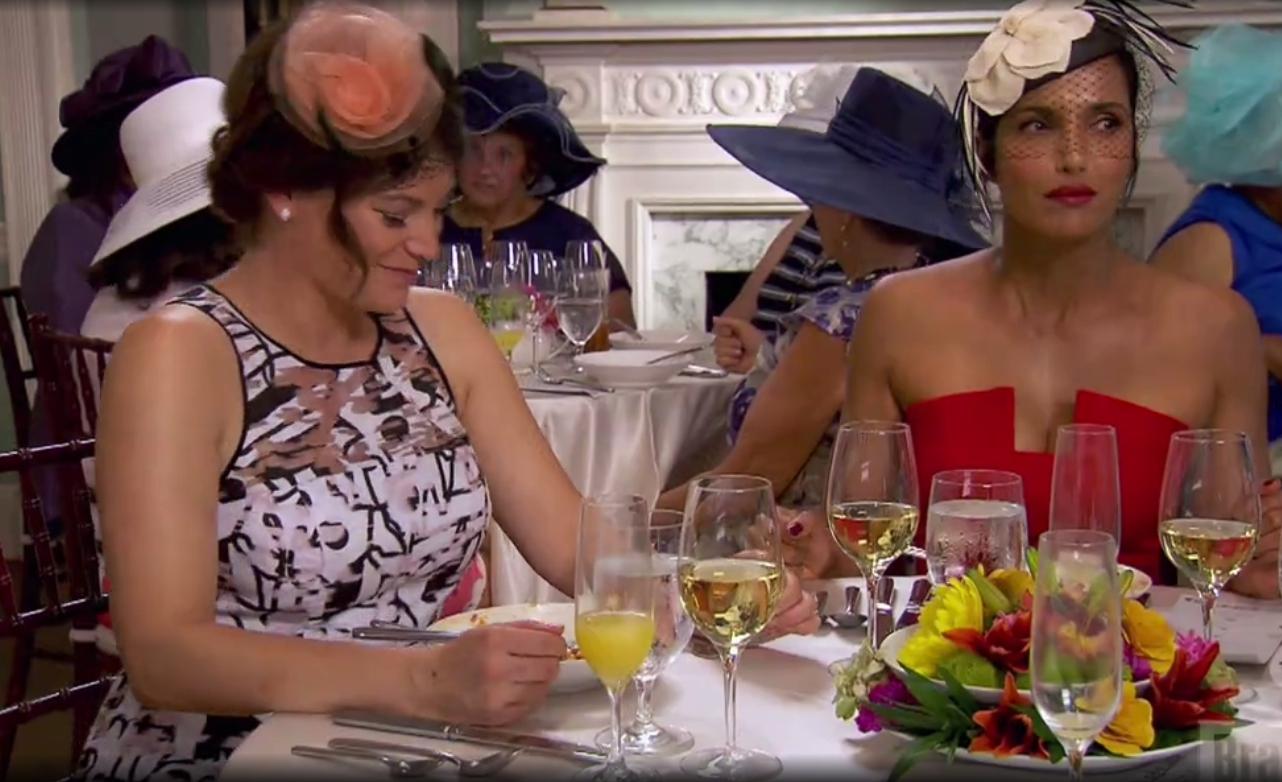 Padma hat response Top Chef