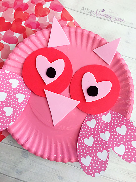 This is a picture of Clean Valentines Day Cutouts