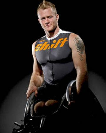 Paralympian Josh Cassidy