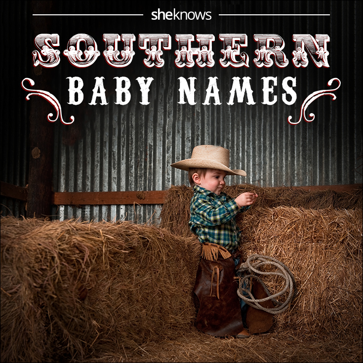 Good ole' southern baby names